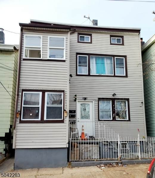 38 N York St, Paterson City, NJ 07524 (MLS #3687526) :: The Premier Group NJ @ Re/Max Central
