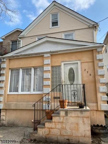 276 S 19Th St, Newark City, NJ 07103 (MLS #3687547) :: Provident Legacy Real Estate Services, LLC