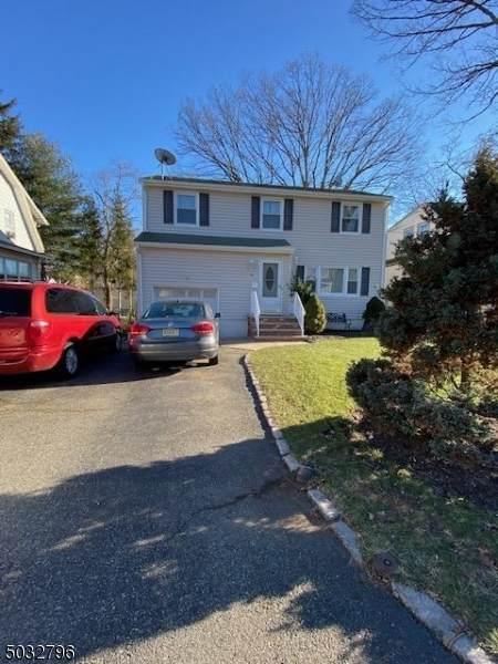 11 Dougal Ave, Livingston Twp., NJ 07039 (#3687572) :: Jason Freeby Group at Keller Williams Real Estate