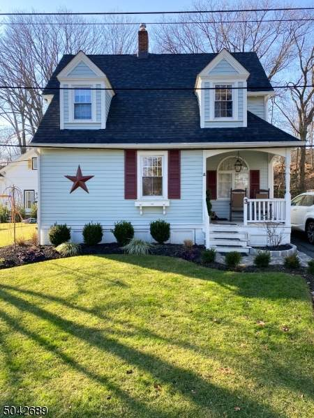 3 Erie Pl, Nutley Twp., NJ 07110 (MLS #3687625) :: RE/MAX Platinum