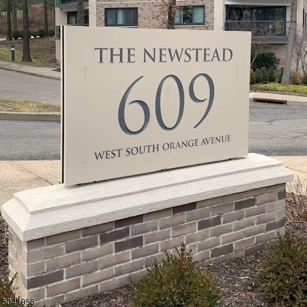 609 West South Orange Ave 6S, South Orange Village Twp., NJ 07079 (MLS #3687648) :: RE/MAX Select