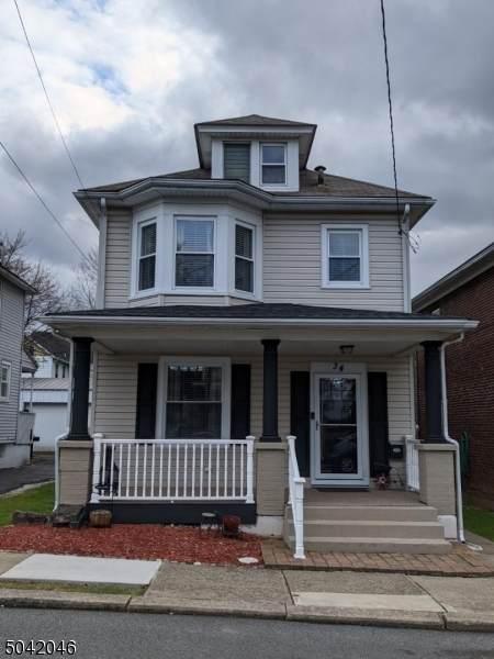 34 Colby Pl, Phillipsburg Town, NJ 08865 (MLS #3687878) :: RE/MAX Platinum