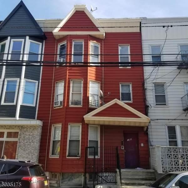 322 Summit Ave #3, Jersey City, NJ 07306 (MLS #3688201) :: The Sikora Group