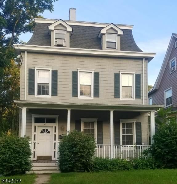 47 Ridgedale Ave #3, Morristown Town, NJ 07960 (MLS #3688267) :: Mary K. Sheeran Team