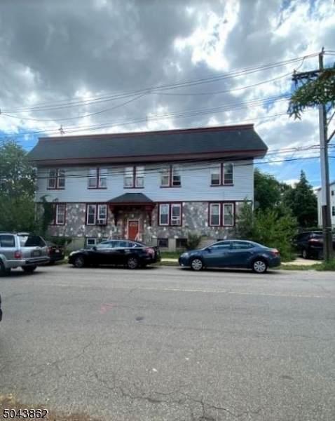 539 18TH AVE, Newark City, NJ 07103 (MLS #3688454) :: The Sikora Group