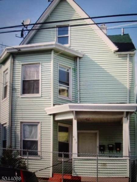 209 N 4Th St, Paterson City, NJ 07522 (MLS #3688683) :: William Raveis Baer & McIntosh