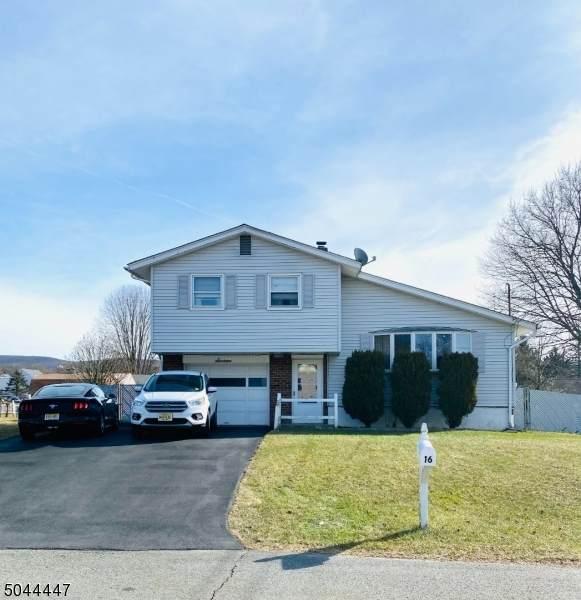 16 Prospect Ave, Hamburg Boro, NJ 07419 (MLS #3688977) :: Team Francesco/Christie's International Real Estate