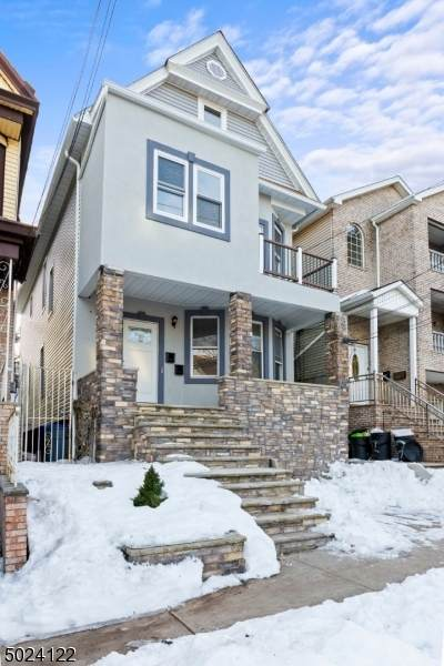 55 Bidwell Ave, Jersey City, NJ 07305 (MLS #3693289) :: SR Real Estate Group