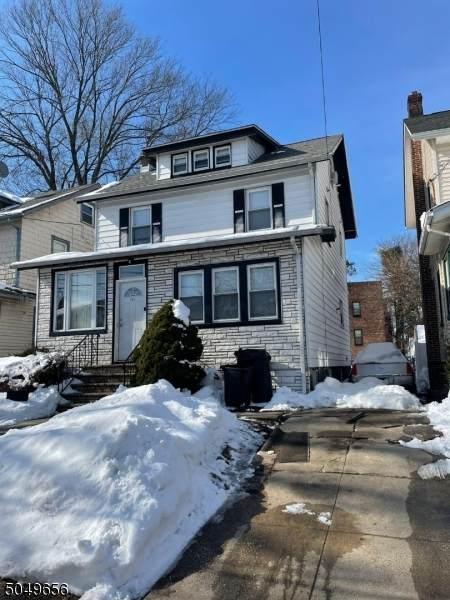 153 Melrose Ave, Irvington Twp., NJ 07111 (MLS #3693320) :: SR Real Estate Group