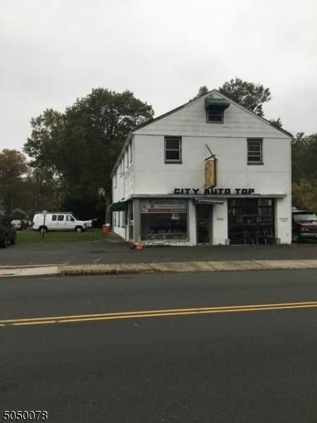 502 Morris Ave, Summit City, NJ 07901 (MLS #3693639) :: Coldwell Banker Residential Brokerage