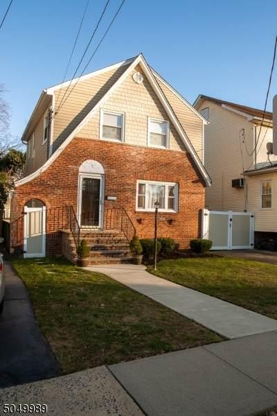 1033 Fairview Pl, Hillside Twp., NJ 07205 (MLS #3693776) :: The Sikora Group