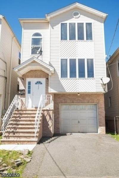 221 S 2nd St, Elizabeth City, NJ 07206 (MLS #3694162) :: SR Real Estate Group