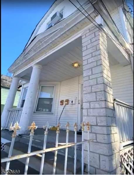 122 22nd St, Irvington Twp., NJ 07111 (MLS #3694169) :: Coldwell Banker Residential Brokerage
