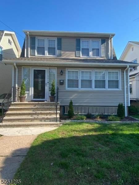 401 E 25th St, Paterson City, NJ 07514 (#3694716) :: NJJoe Group at Keller Williams Park Views Realty