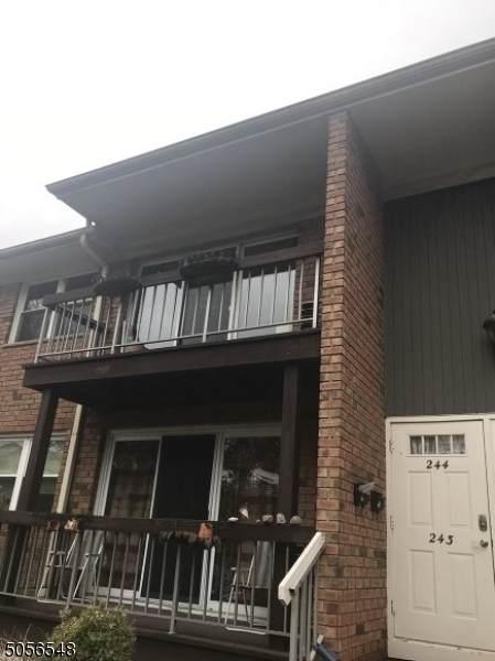 528 Andria Ave #244, Hillsborough Twp., NJ 08844 (MLS #3699515) :: Zebaida Group at Keller Williams Realty