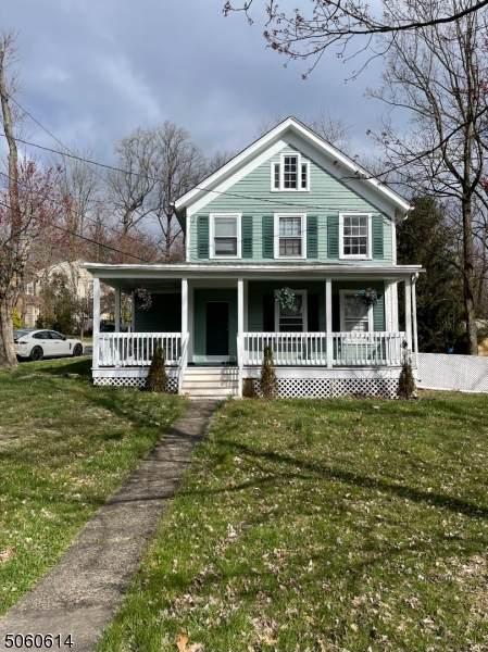 1368 Route 22, Mountainside Boro, NJ 07092 (MLS #3702592) :: The Dekanski Home Selling Team