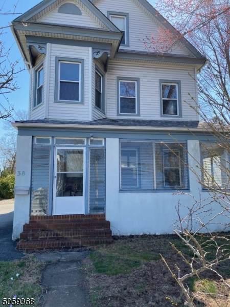 38 W Hanover Ave, Morris Twp., NJ 07950 (MLS #3703537) :: RE/MAX Platinum