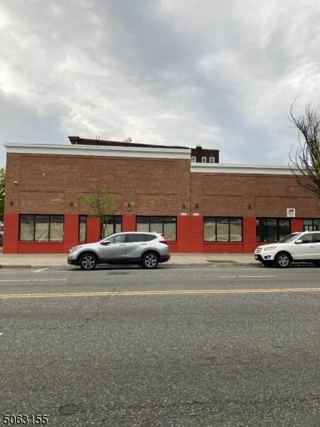 1129 Broad St., Newark City, NJ 07114 (MLS #3704905) :: The Debbie Woerner Team