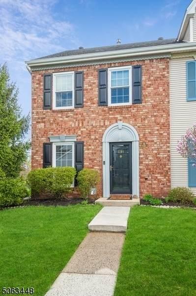 2201 Winder Dr, Bridgewater Twp., NJ 08807 (MLS #3705193) :: SR Real Estate Group