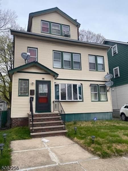 14 Hudson Ave, East Orange City, NJ 07018 (MLS #3705311) :: SR Real Estate Group