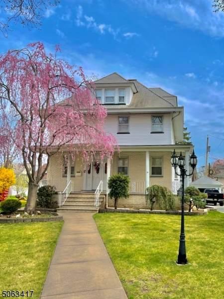 14 Berkeley Heights Park, Bloomfield Twp., NJ 07003 (MLS #3705683) :: SR Real Estate Group