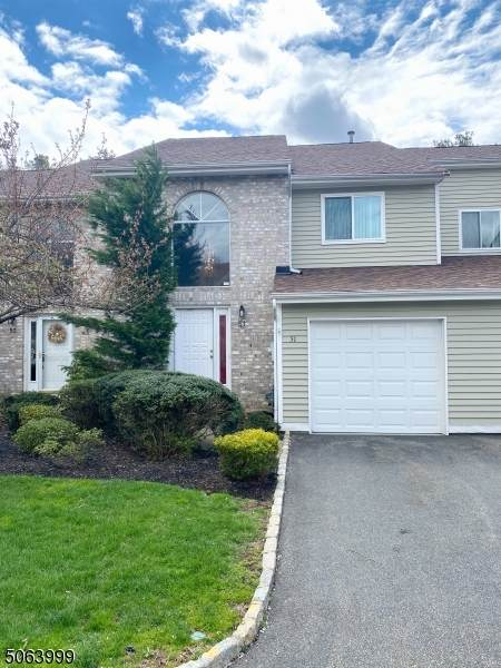 51 Castle Ridge Dr, East Hanover Twp., NJ 07936 (MLS #3705691) :: SR Real Estate Group