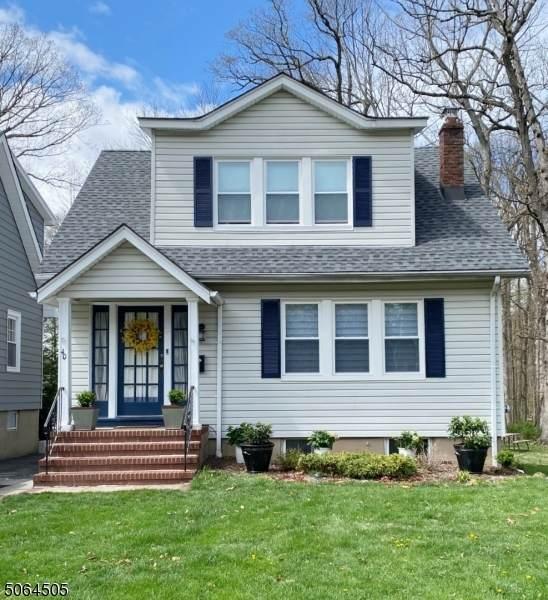 40 Niles Ave, Madison Boro, NJ 07940 (MLS #3706085) :: SR Real Estate Group