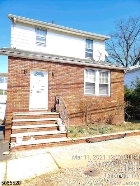 535 Harvard Ave, Hillside Twp., NJ 07205 (MLS #3706965) :: Pina Nazario