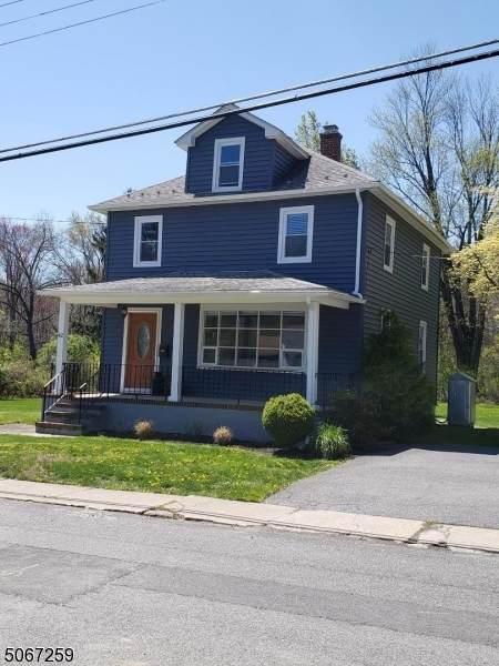 42 Flower Ave, Washington Boro, NJ 07882 (MLS #3708763) :: The Sikora Group