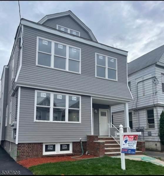 750 Pennington St, Elizabeth City, NJ 07202 (MLS #3708990) :: RE/MAX Select