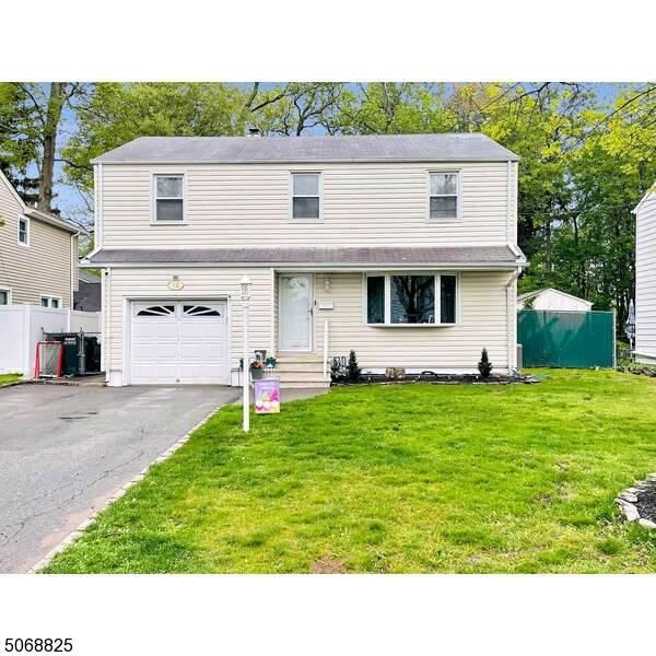 12 Durham Dr, Clark Twp., NJ 07066 (#3709768) :: Daunno Realty Services, LLC