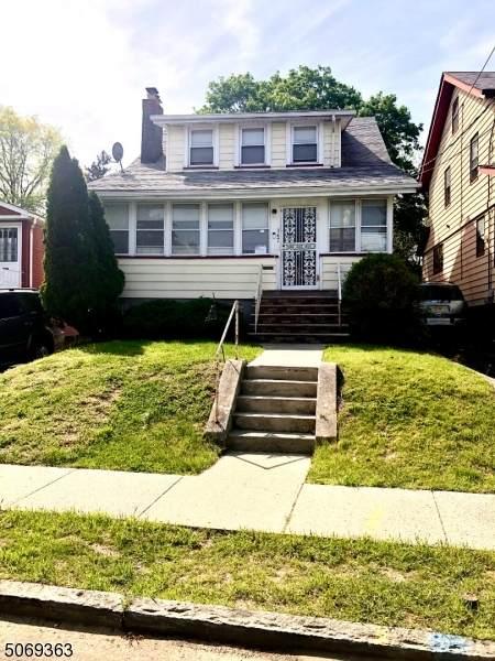 147 Hillside Ter, Irvington Twp., NJ 07111 (MLS #3710265) :: Corcoran Baer & McIntosh