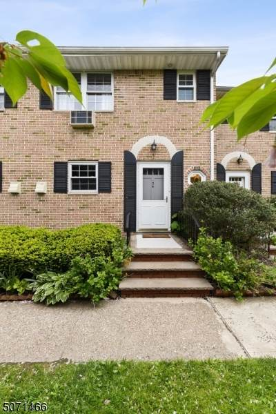 320 South St, 3G G, Morristown Town, NJ 07960 (MLS #3712182) :: SR Real Estate Group