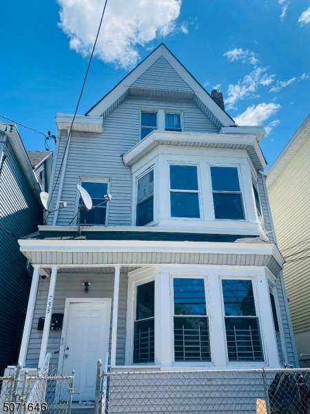 755 E 18th St, Paterson City, NJ 07501 (MLS #3712425) :: Coldwell Banker Residential Brokerage
