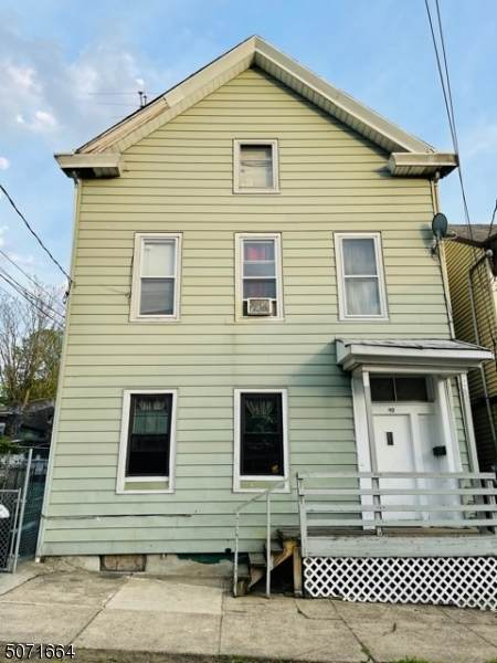 92 N 7th St, Paterson City, NJ 07522 (MLS #3712436) :: Coldwell Banker Residential Brokerage