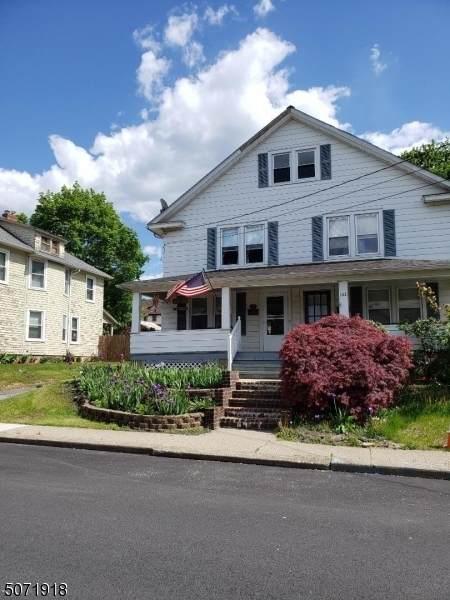 102 Youmans Ave, Washington Boro, NJ 07882 (MLS #3712699) :: Team Braconi | Christie's International Real Estate | Northern New Jersey