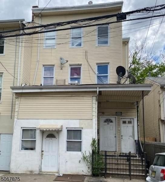 92 N Main St, Paterson City, NJ 07522 (MLS #3712775) :: Coldwell Banker Residential Brokerage