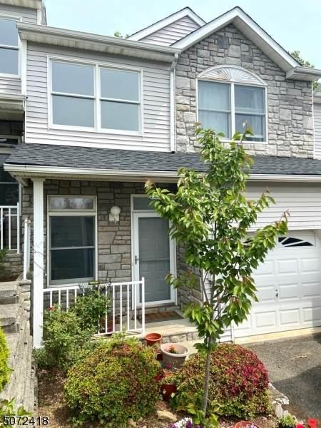 77 Springhill Dr, Parsippany-Troy Hills Twp., NJ 07950 (MLS #3713126) :: SR Real Estate Group
