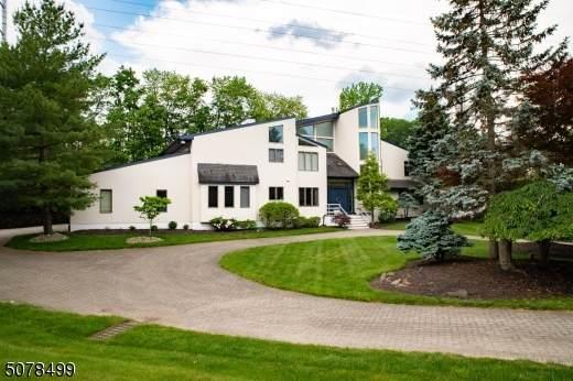 8 Dartmouth Ct, Livingston Twp., NJ 07039 (MLS #3719233) :: SR Real Estate Group