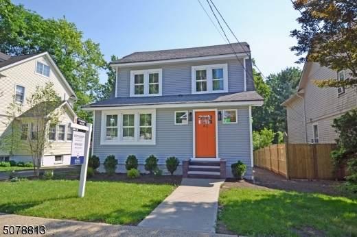 42 Lewis Ave, Summit City, NJ 07901 (MLS #3719550) :: SR Real Estate Group