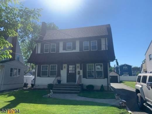 8 Alvin Ter, Springfield Twp., NJ 07081 (MLS #3719647) :: The Dekanski Home Selling Team