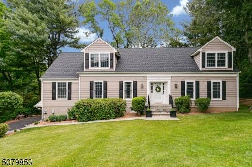17 Birch Hill Dr, Chatham Twp., NJ 07928 (MLS #3719715) :: The Sikora Group