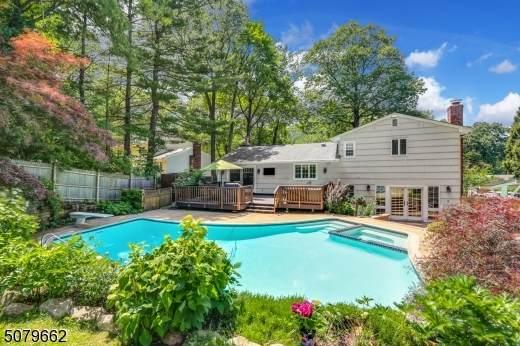117 Stoneridge Rd, New Providence Boro, NJ 07974 (MLS #3719764) :: Corcoran Baer & McIntosh