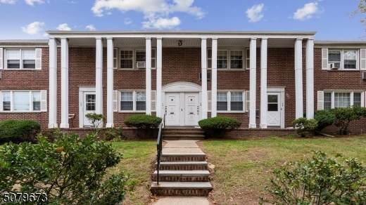 445 Morris Ave #11, Springfield Twp., NJ 07081 (MLS #3719857) :: The Dekanski Home Selling Team