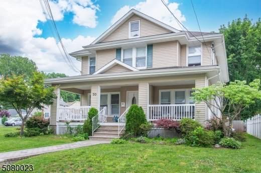 70 Park Ave, West Caldwell Twp., NJ 07006 (MLS #3719931) :: Pina Nazario