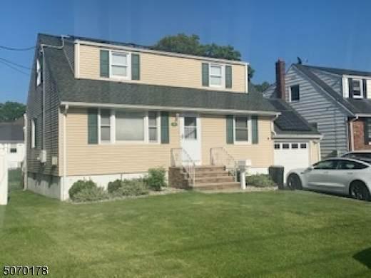 33 N 10th St, Kenilworth Boro, NJ 07033 (MLS #3720010) :: The Dekanski Home Selling Team