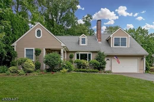 254 Hickory Ln, Mountainside Boro, NJ 07092 (MLS #3720031) :: The Dekanski Home Selling Team
