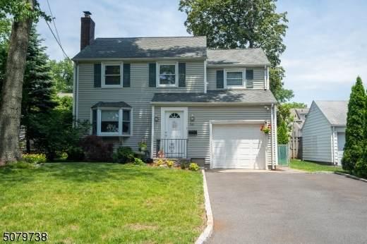 345 Whitewood Rd, Union Twp., NJ 07083 (MLS #3720062) :: The Dekanski Home Selling Team