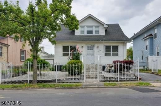 1245 Salem Ave, Hillside Twp., NJ 07205 (MLS #3720083) :: The Sue Adler Team