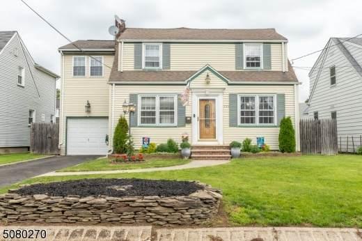 555 Stratford Rd, Union Twp., NJ 07083 (MLS #3720088) :: The Dekanski Home Selling Team